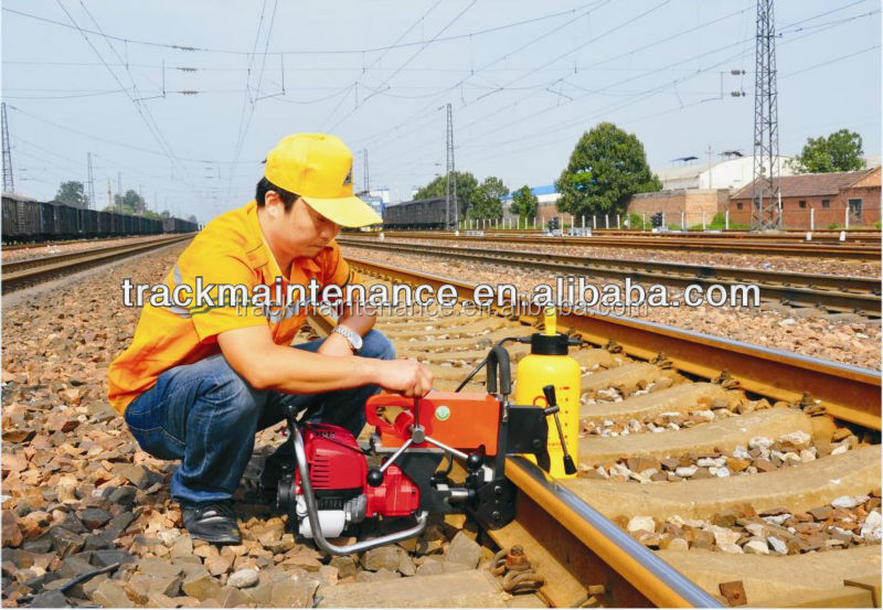 Cembre Drilling Units for Railway