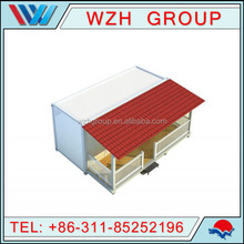 Australia standard EPS/PU sandwich panel insulation collapsible container house/container home