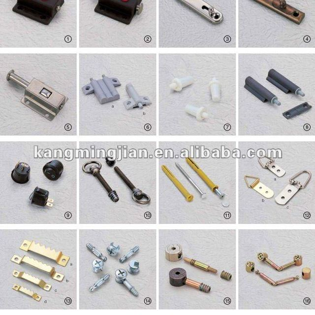 KMJ-236 seriels different kinds of hardware joints, adapter connectors