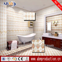 Grade AAA 2014 China latest design diamond shape tiles