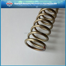 OEM spiral large compression springs drawing springs with heavy duty