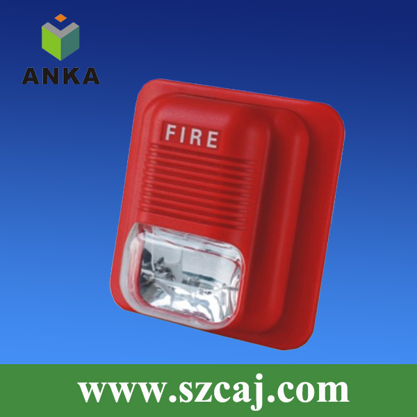 Industrial Fire Alarm 24V Strobe Light Horn Siren