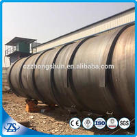 API 5L astm a53 ssaw welded steel tubing astm a53 ssaw weld steel pipe