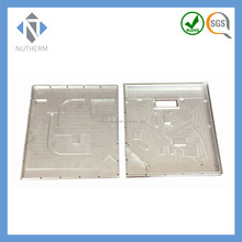 aluminum extrusion heat sink enclosures/box for telecom industry