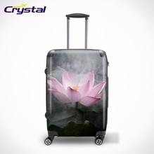 Hard Shell Luggage, Stock ABS Trolley Suitcase Factory Price