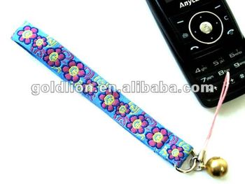 Recycled PET Cell Phone Strap