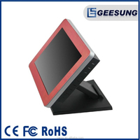 12 inch pos system/bill machine for supermarket and restaurant