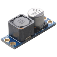 Lightweight L-C Power Filter 2A 2-4S Lipo for FPV Transmitter