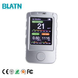 High Performance Co2 Gas Detector indoor air quality monitor
