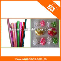2014 top selling Colorful pvc twist film for candy