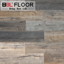 BBL solid green nature color teak wood look laminate flooring export indonesia