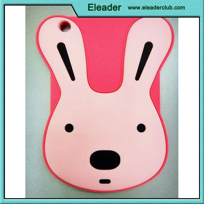 bunny animal shape case for ipad mini