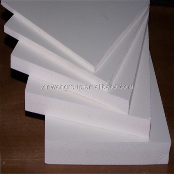 partition board pvc foam sheet/PVC foam sheet for Photo album