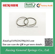 .059'' SUS304 Wire Forming Ring Spring Clips