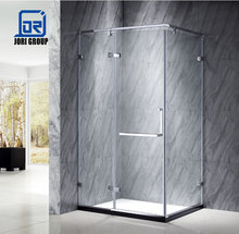 Standard Steam Portable Glass Screen Toilet Room Size Shower Cubicle
