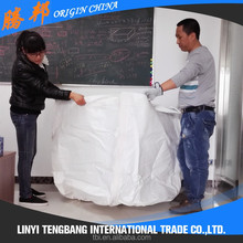 Quality heavy PP bulk bag 1 ton big bag FIBC TengBang container ton bag