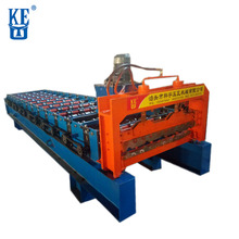 Keyu Germany Quality Corrugated iron roofing sheet roll forming machine