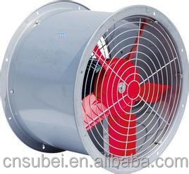 Low noise inductrial powerful axial fan/duct fan/blower/ Ventilation fan
