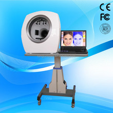 professional wood lamp skin analyzer for Beauty salon equipment