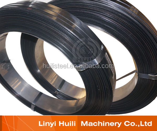 High Quality Q235 Rolling Plastic Packing Strip 0.4*16mm