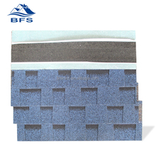 laminated bitumen roof shingles