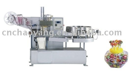 lollipop twist wrapping machine
