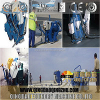 Hot-sale new epoxy floor wheel blasting machine