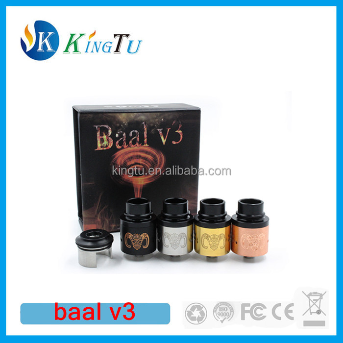 2016 The Best Selling Most Popular Baal V3 Atomizer Clone ...
