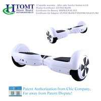 high quality new two wheel smart balance electric motorcycle
