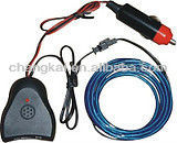 Car EL Wire with sound actived Kit Set