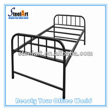 Steelart hot sale China stainless steel bed frame