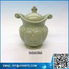 wholesale ceramic coffee tea sugar container food grand container