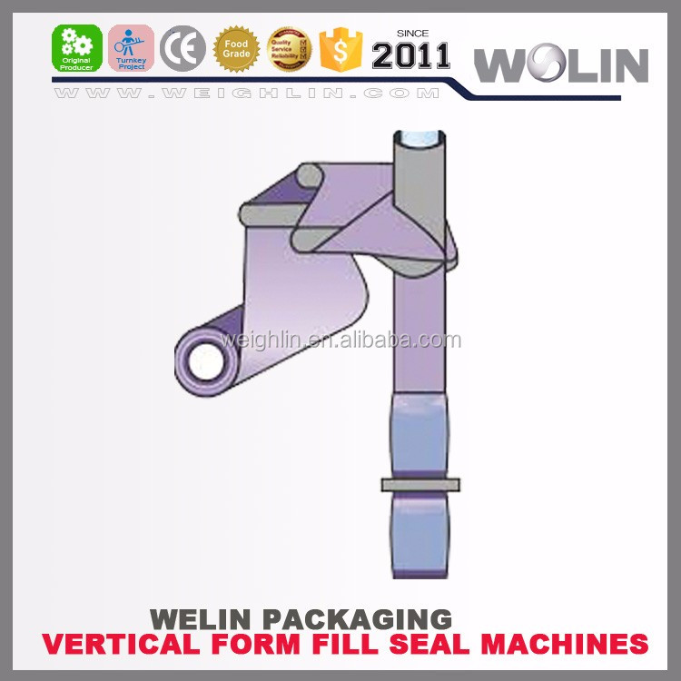 Welin high quality weigh fill seal packing machine for hardware plastic screw, metal parts, nuts, pet food, piece countings