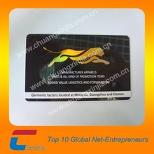 High End company business card with personal logo