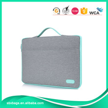 "Fashionable Laptop Sleeve Case Protective Bag for 15"" MacBook Pro"