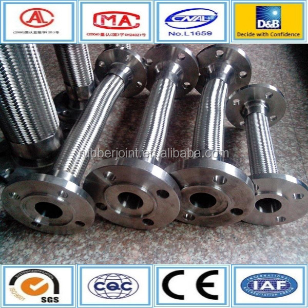 Vibration Absorber Flexible Metal Hose