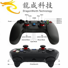 2016 best selling GameSir G3s Gamepad Controller BT WiFi snes N64 Joystick gamepad driver with quality and low price
