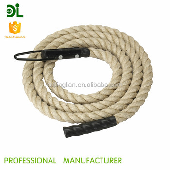 Factory Supply Good Quality Gym equipment climbing rope