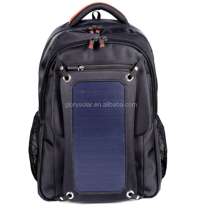 Pannello Solare Per Zaino : Commercio all ingrosso di nylon impermeabile borse zaino