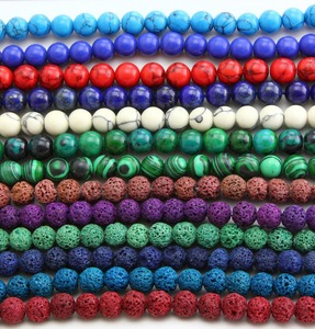 Natural 8mm stone beads/loose beads /stone beads for jewelry making