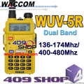 Hot New wuv5r two way Dual band waccom walkie high transceiver