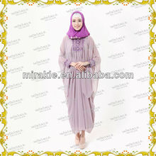 MF17100 designer contemporary abaya for muslim women