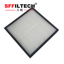 pre filter panel filter eu5 roll filter media