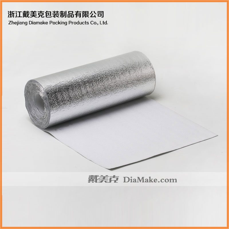 Newest high quality roof heat insulation material heat shield aluminum foil