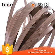 Foshan Furniture 2Mm Pvc Edge Banding, Furniture Pvc Cabinet Edge Trim