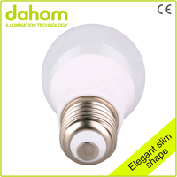 Frost cover A55 flower shape energy saving light,energy saving light bulb,energy saving led light