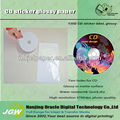 135g Inkjet photo CD Sticker glossy Paper