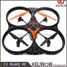 2.4Ghz 6-axis gyro foamed drone quadcopter with camera foam rc plane for wholesale