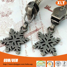 Nice look handbag/garment zipper slider 3#,5#,8# Puller slider for boots, handbag, backpack