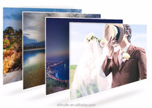 6x8 glossy cast coated photo paper 260g for Inkjet printer 100 sheets per pack